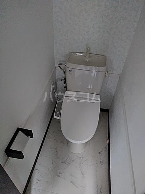 エスポワールミユキ 105号室のトイレ