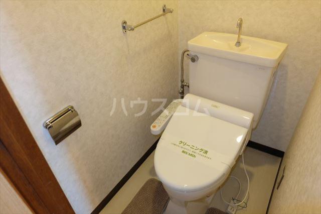 陽南イタリハイツ 101号室のトイレ
