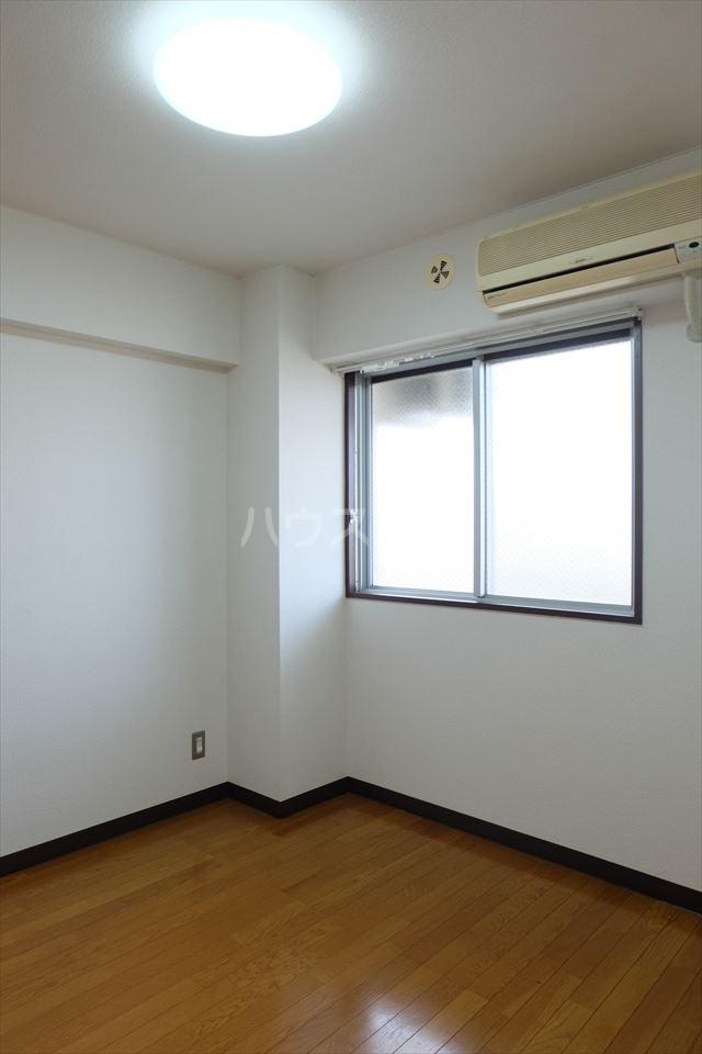 陽南イタリハイツ 202号室のベッドルーム