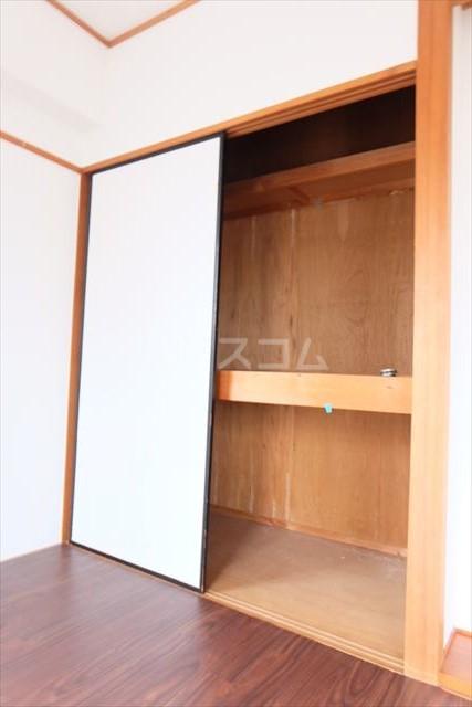 陽南イタリハイツ 206号室の収納