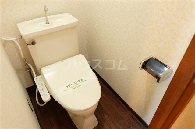 陽南イタリハイツ 304号室のトイレ