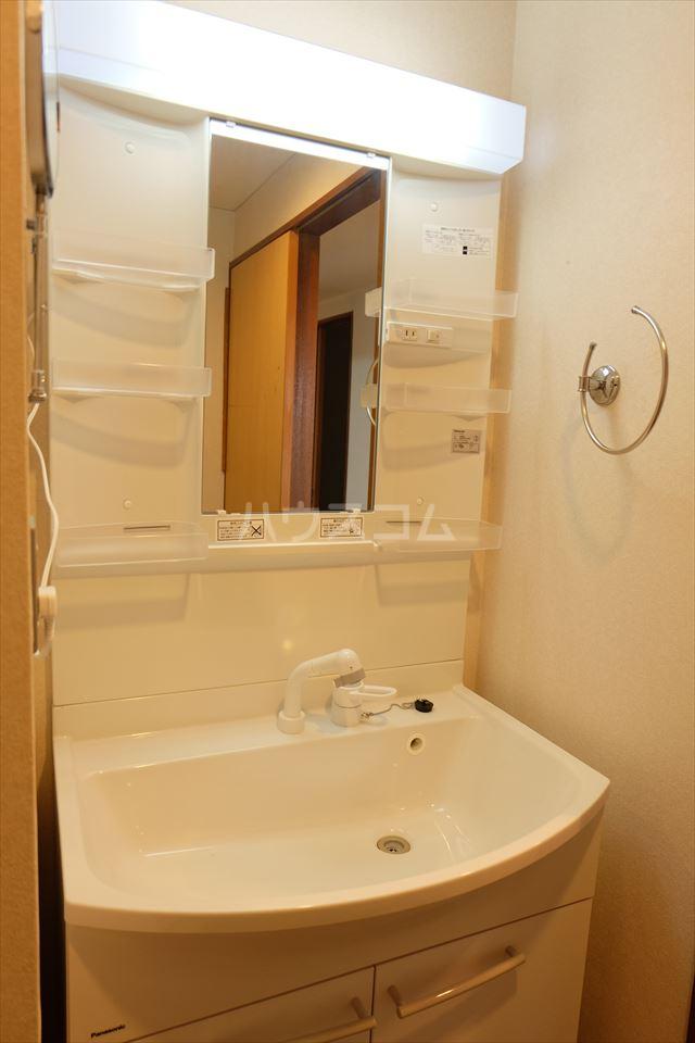 陽南イタリハイツ 405号室の洗面所