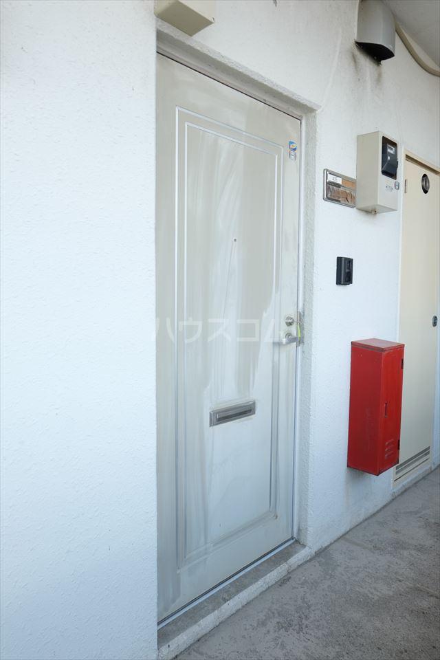 陽南イタリハイツ 405号室のセキュリティ
