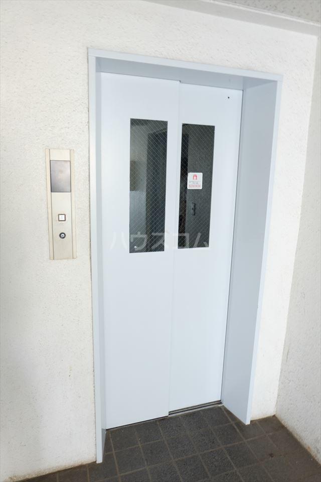 陽南イタリハイツ 502号室のセキュリティ