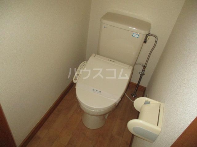ブルーウィングみなみ B 302号室のトイレ
