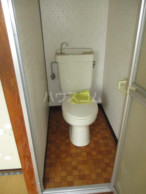 問屋町マンション 210号室のトイレ