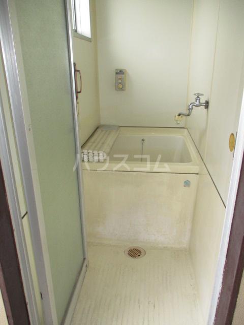 問屋町マンション 210号室の風呂