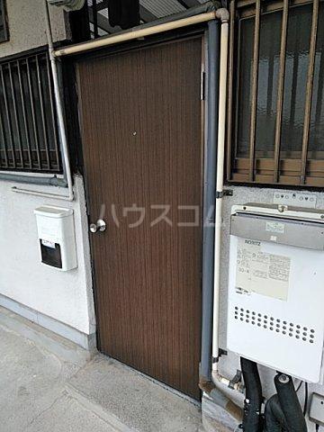 サンハイツB 2号室のセキュリティ