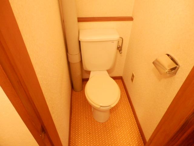 緑が丘753マンション 603号室のトイレ
