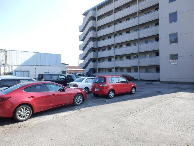 緑が丘753マンション 603号室の駐車場