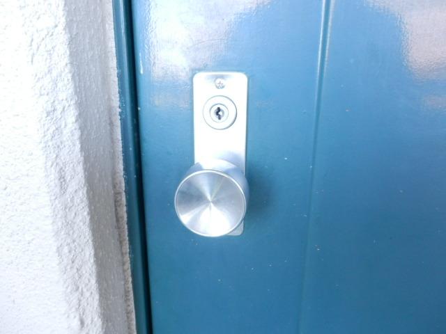 緑が丘753マンション 603号室のセキュリティ