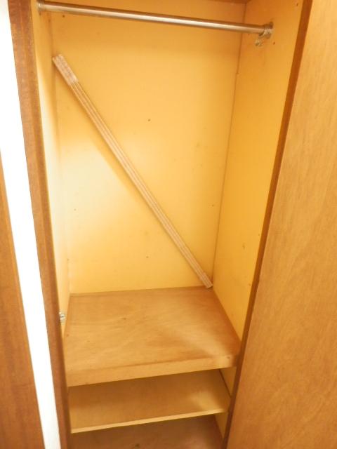 リブポート宇都宮 1003号室の収納