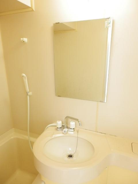 リブポート宇都宮 1003号室の洗面所