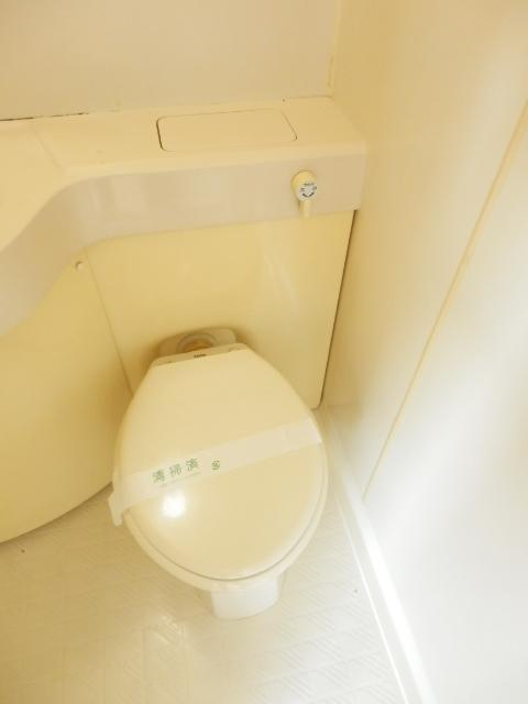 リブポート宇都宮 1003号室のトイレ