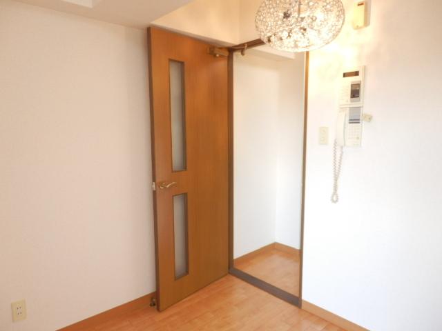 リブポート宇都宮 1003号室のセキュリティ