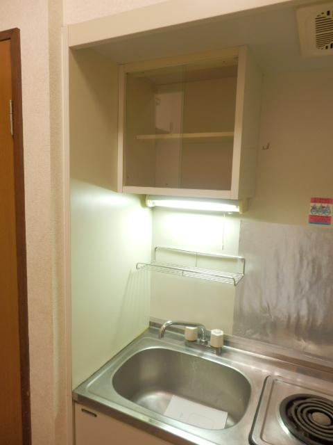 リブポート宇都宮 1003号室のキッチン