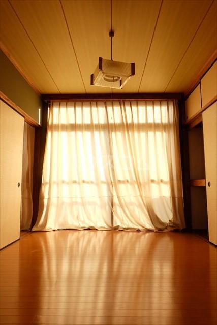 シャンポール双葉 202号室のベッドルーム