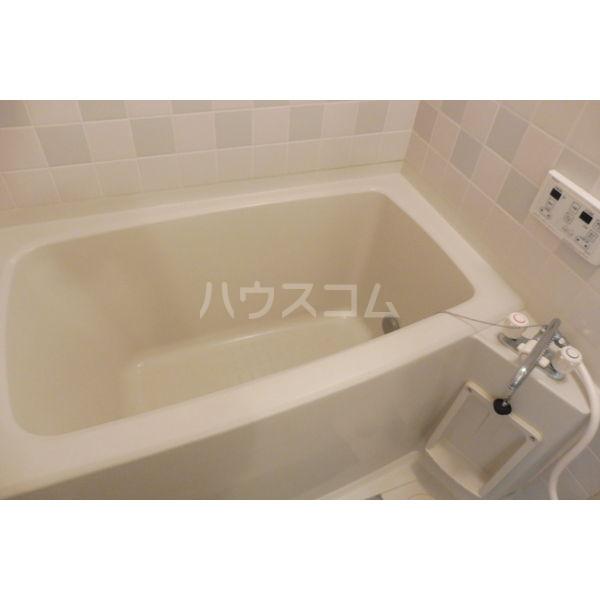 ドミール平松 207号室の風呂