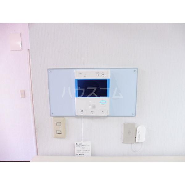 ドミール平松 507号室のセキュリティ