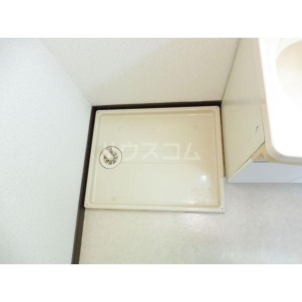 ドミール平松 507号室の設備