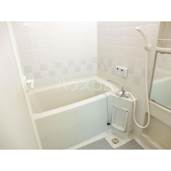 ドミール平松 507号室の風呂