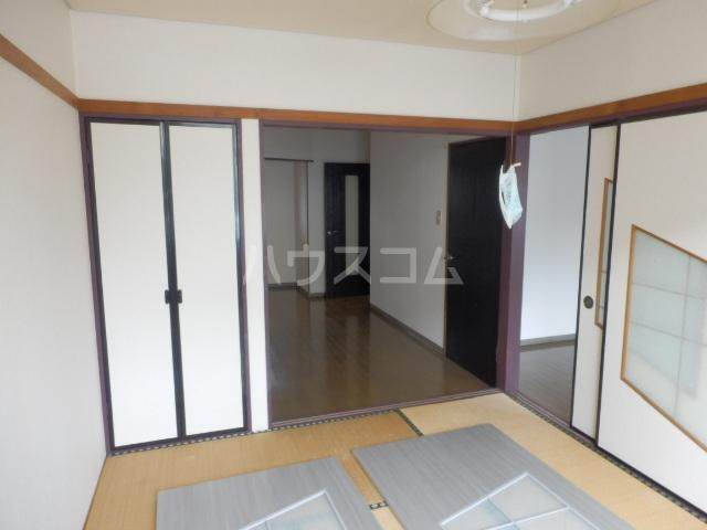 KINO HOUSE 203号室の居室