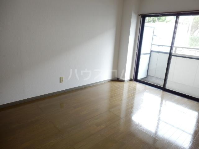 KINO HOUSE 203号室のバルコニー