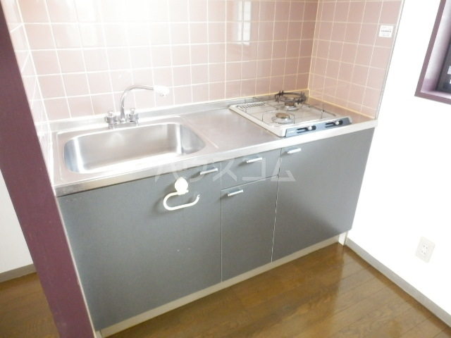 KINO HOUSE 301号室のキッチン