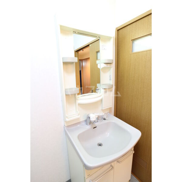 アルヴィラージュ 103号室の洗面所
