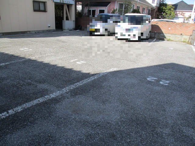 第2鬼怒ハイツ 201号室の駐車場