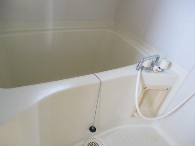 第2鬼怒ハイツ 201号室の風呂