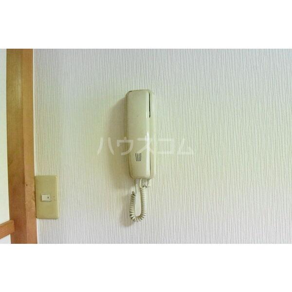宇都宮サマリヤマンション 607号室のセキュリティ