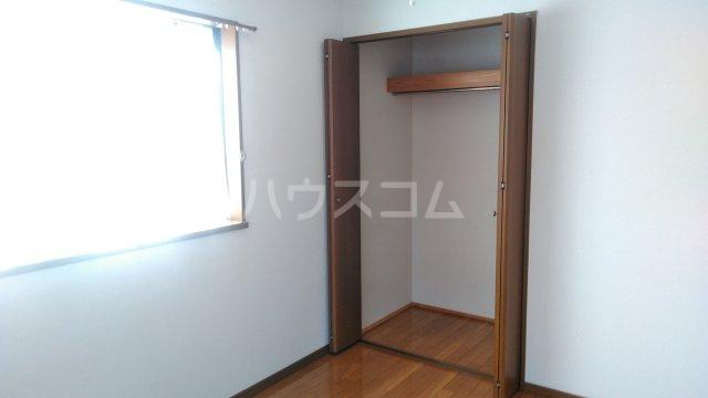 藤コーポ弥生壱番館 201号室の収納
