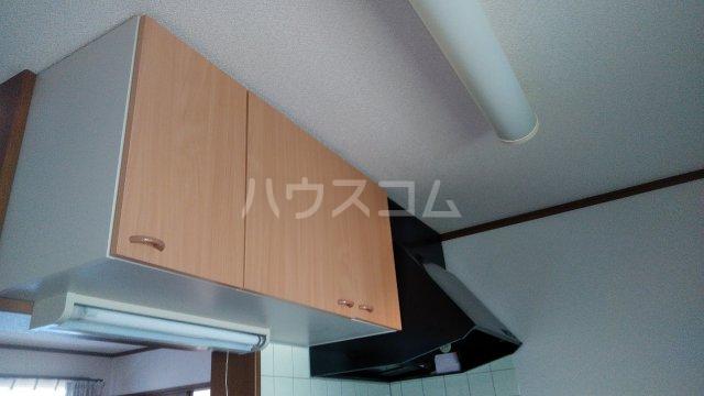 藤コーポ弥生壱番館 201号室のキッチン
