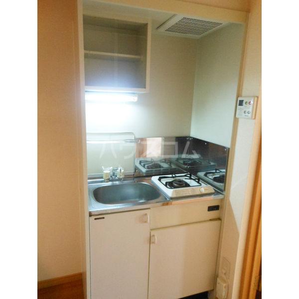 ゴールドライフマンション宇都宮 603号室のキッチン