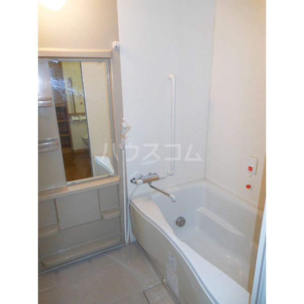 ゴールドライフマンション宇都宮 603号室の風呂