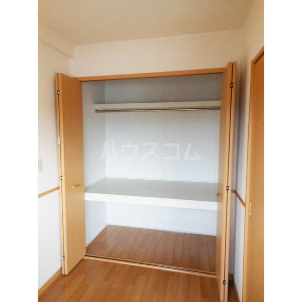 ゴールドライフマンション宇都宮 603号室の収納