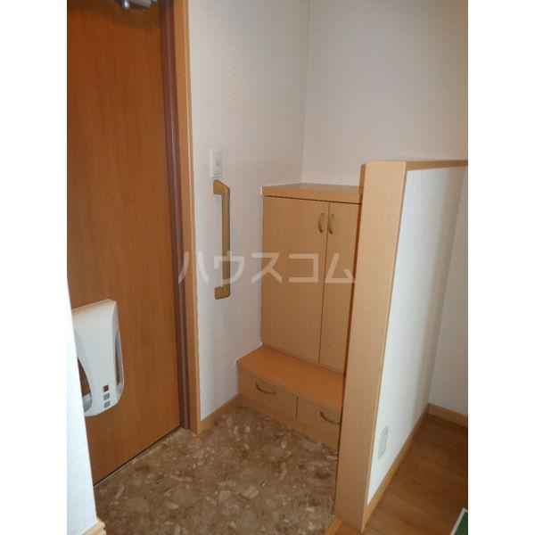 ゴールドライフマンション宇都宮 603号室の玄関