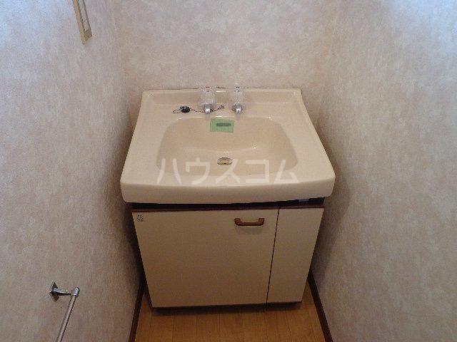 レジデンス山本 306号室の洗面所