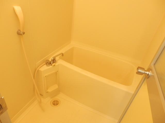 モア・グランドリーMY B 203号室の風呂