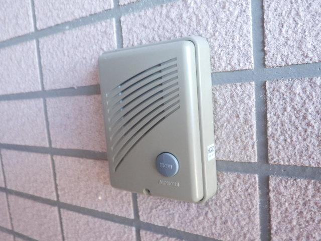 モア・グランドリーMY B 203号室のセキュリティ