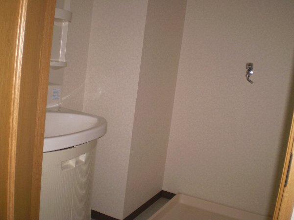 プレゾン・マロニエ 405号室の洗面所