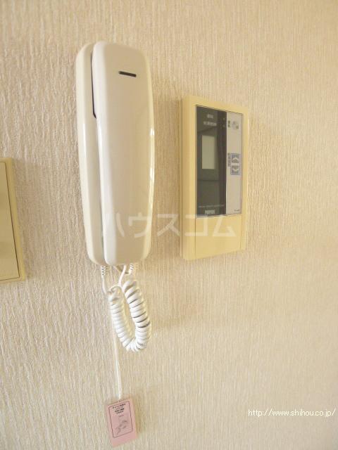 コーポマロニエA棟 101号室のセキュリティ