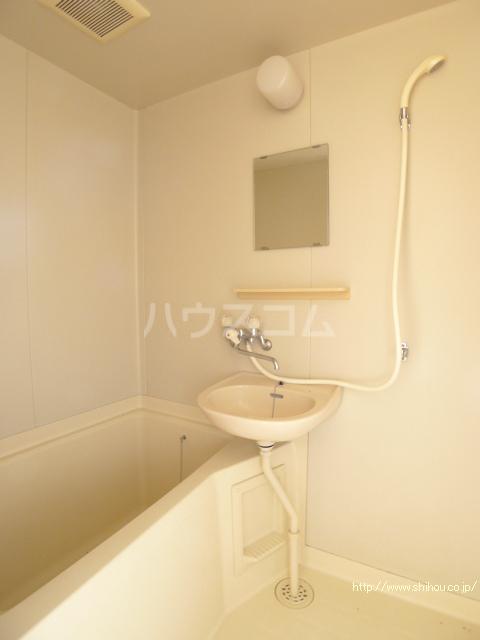 コーポマロニエA棟 101号室の風呂