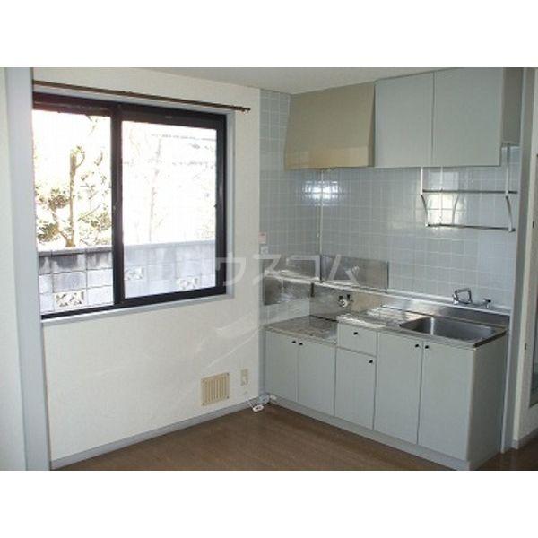 メゾン・フェンネル 101号室のキッチン