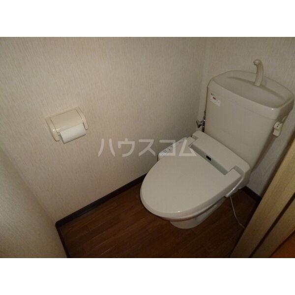 マリアージュ A棟 A102号室のトイレ