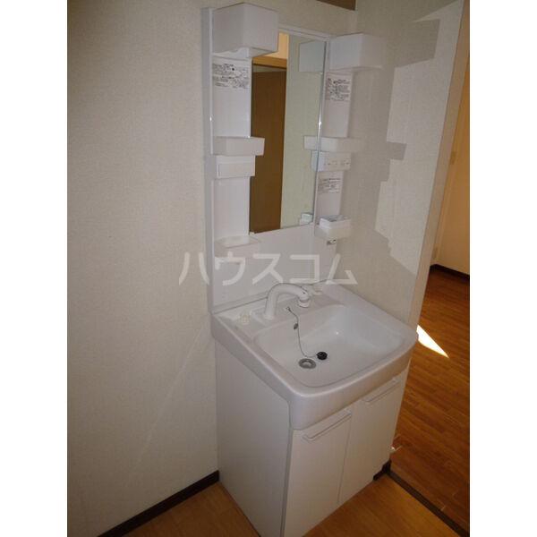 マリアージュ A棟 A102号室の洗面所