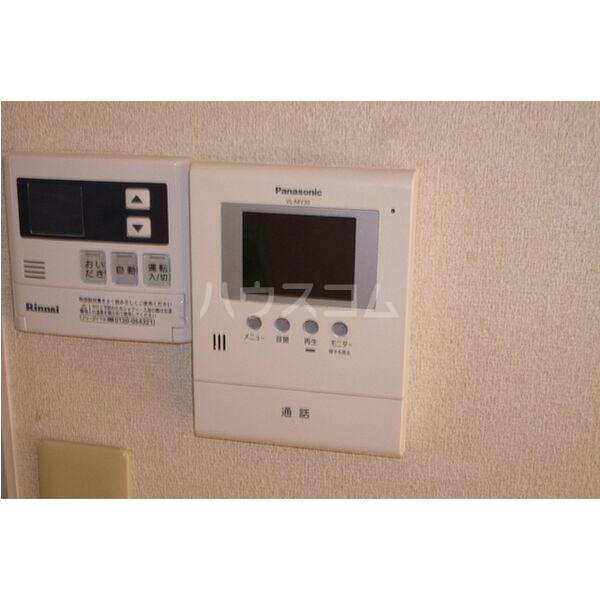 ベルシオンA A103号室のセキュリティ