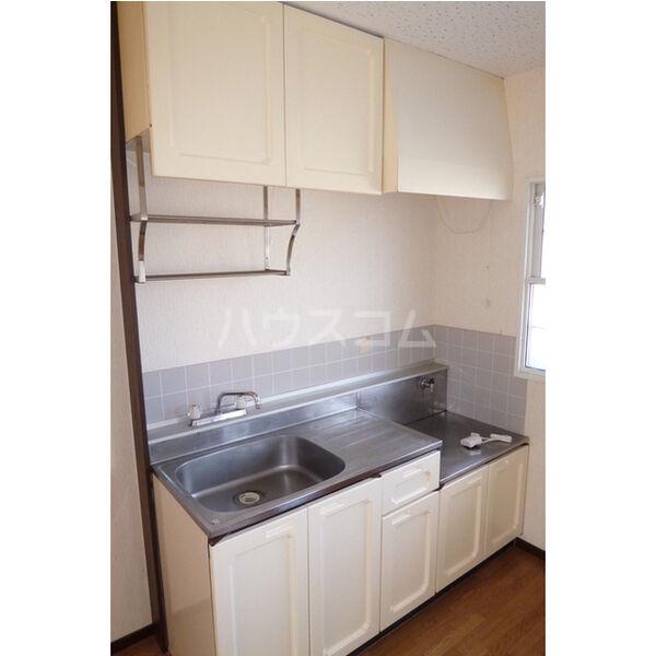 サンシティマガミ 202号室のキッチン