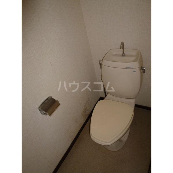 サンシティマガミ 205号室のトイレ